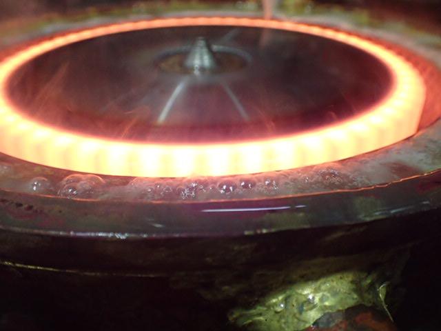 高周波焼入れ・真空熱処理